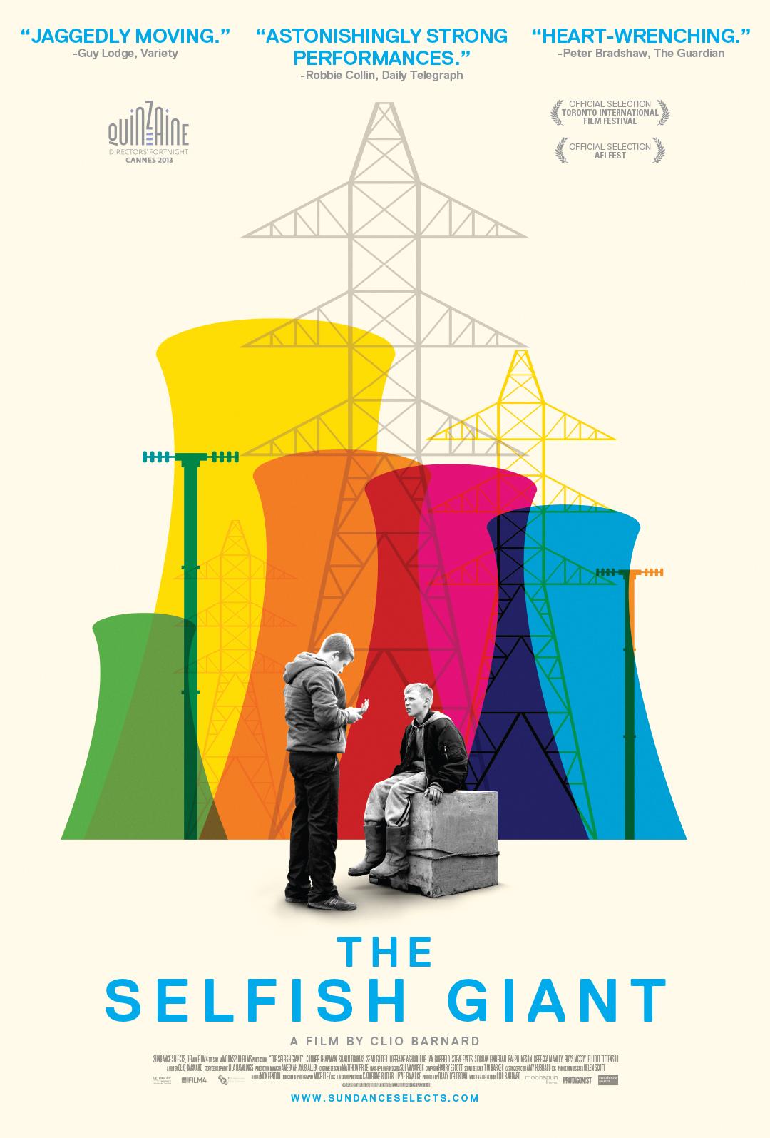 Πόστερ της ταινίας «Ο Εγωιστής Γίγαντας (2013)   The Selfish Giant»
