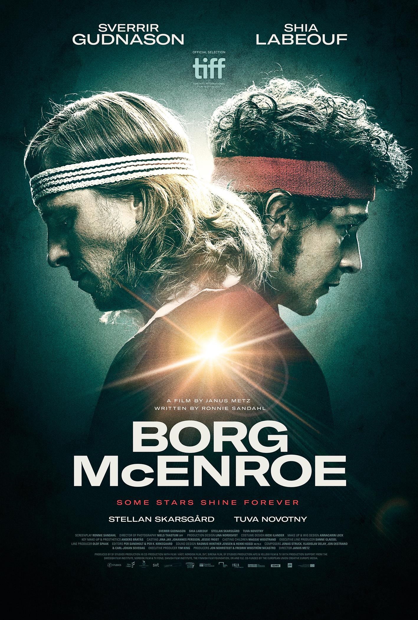 Πόστερ της ταινίας «Borg vs. McEnroe (2017)»