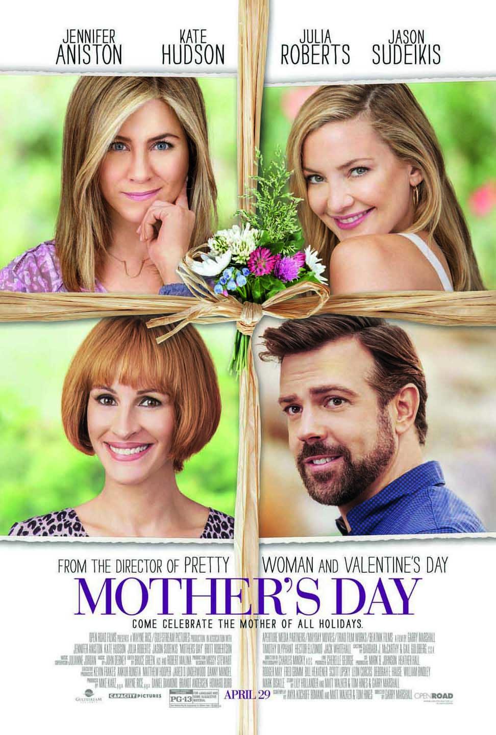 Πόστερ της ταινίας «Γιορτή της μητέρας (2016)   Mother's Day»