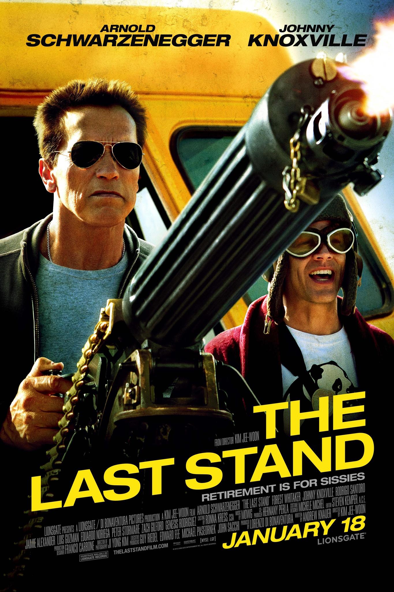 Πόστερ της ταινίας «Μη Μου Χαλάς τη Μέρα (2013) | The Last Stand»