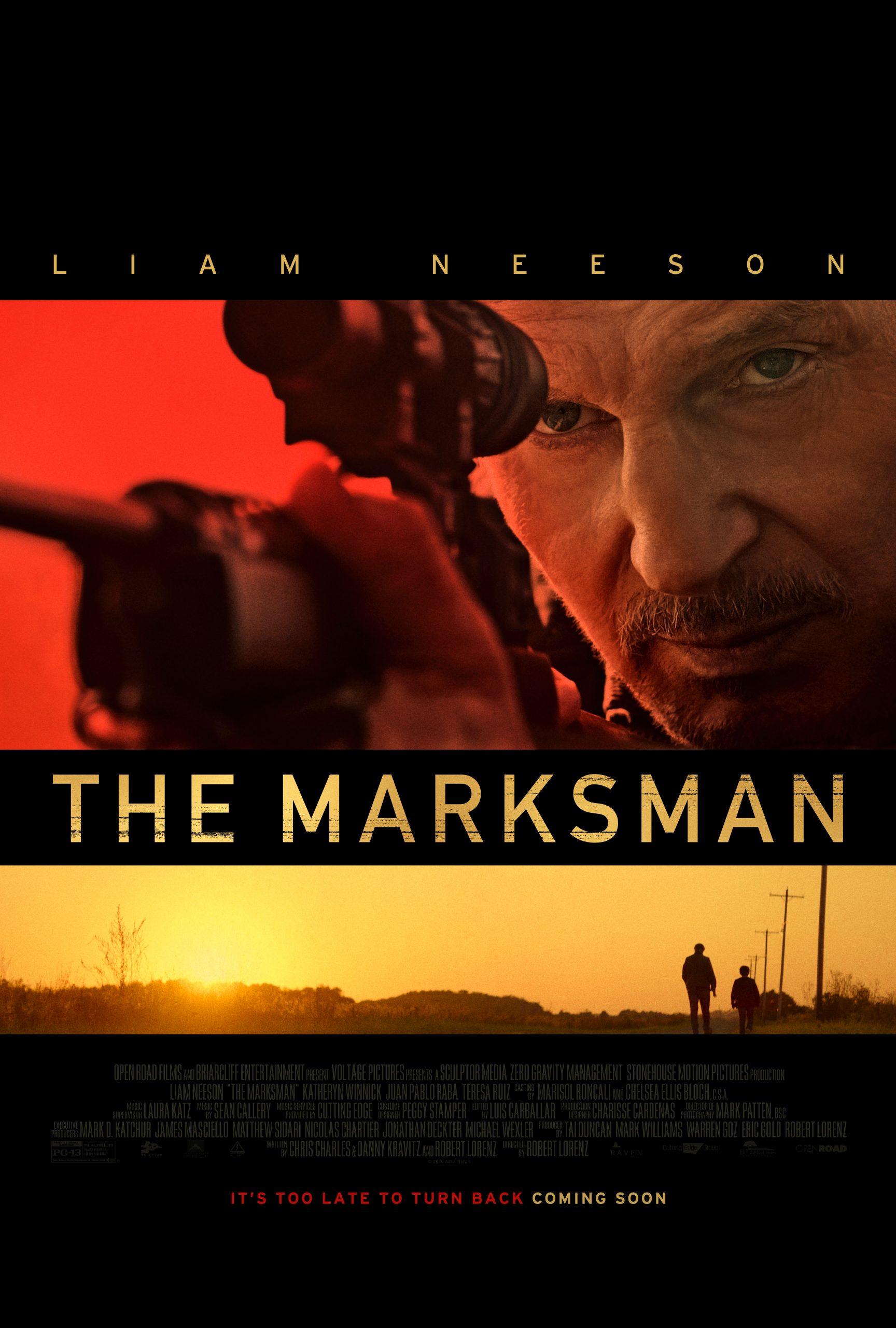 Πόστερ της ταινίας «Ο Προστάτης (2021)   The Marksman»