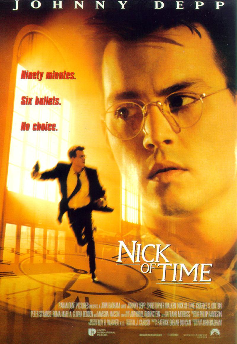 Πόστερ της ταινίας «Στην Κόψη του Χρόνου (1995) | Nick of Time»