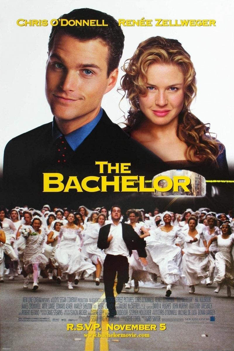 Πόστερ της ταινίας «Αμετανόητος Εργένης (1999)   The Bachelor»