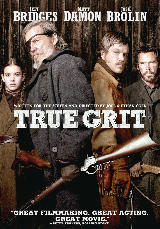Πόστερ της ταινίας «Αληθινό Θράσος (2010) | True Grit»