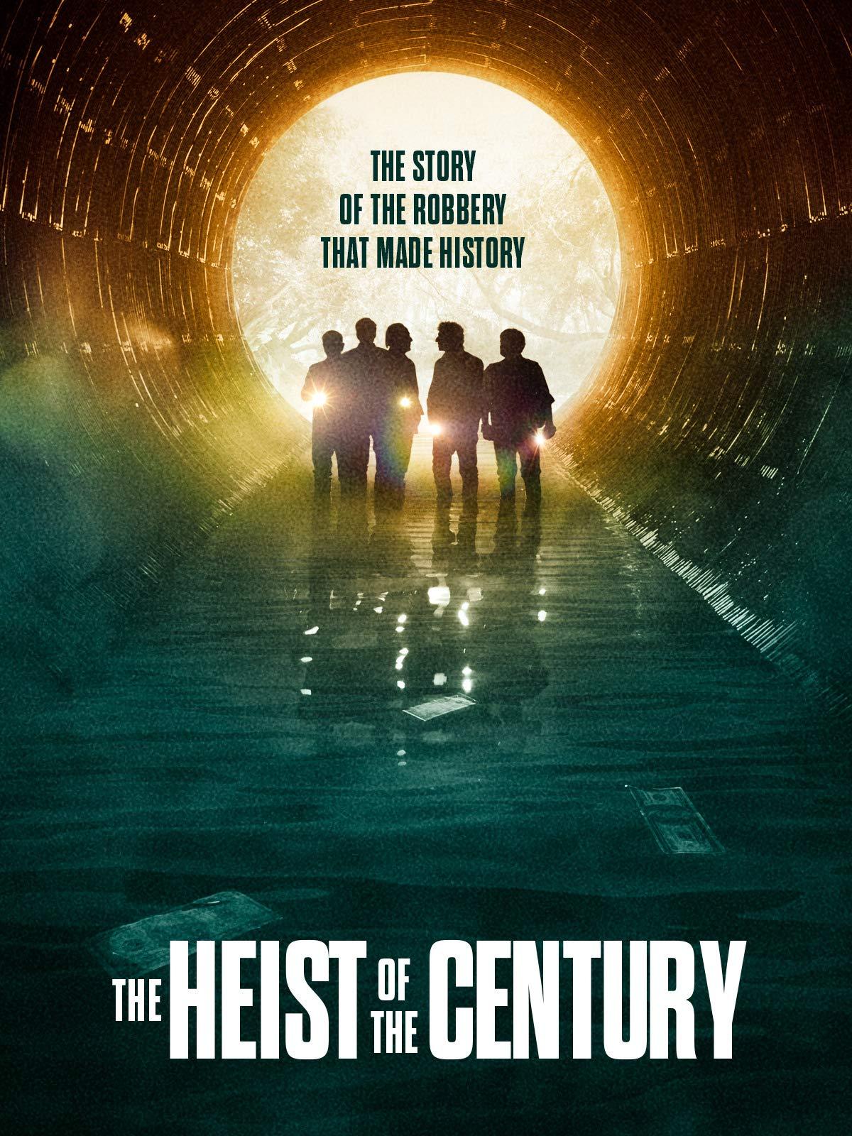 Πόστερ της ταινίας «To Κόλπο του Αιώνα (2020) | The Heist of the Century»