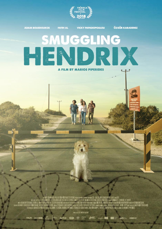 Πόστερ της ταινίας «Αναζητώντας τον Χέντριξ (2018)»