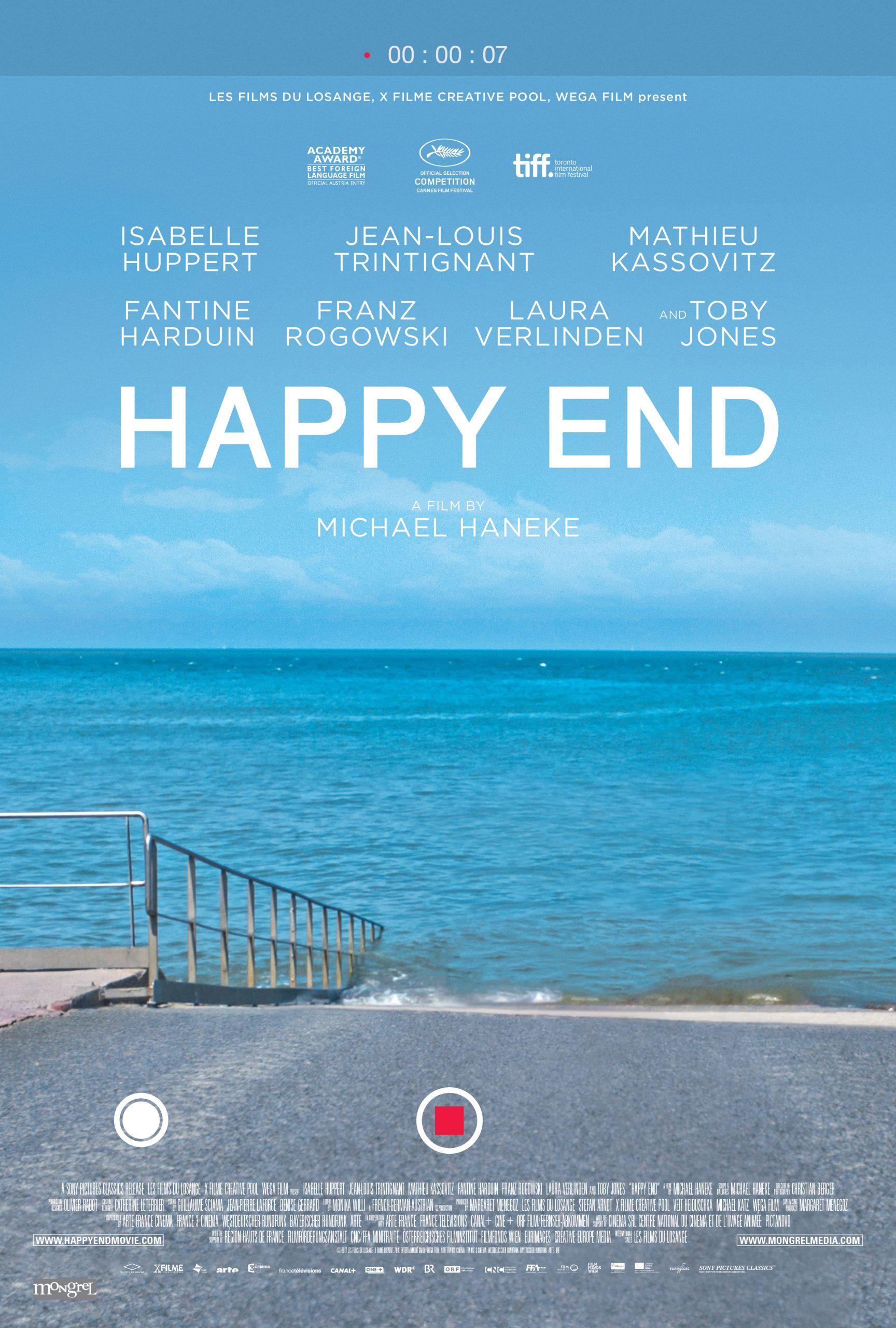 Πόστερ της ταινίας «Happy End (2017)»