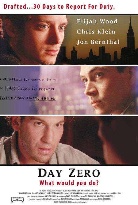 Πόστερ της ταινίας «Μέχρι την Τελευταία Μέρα (2007)   Day Zero»