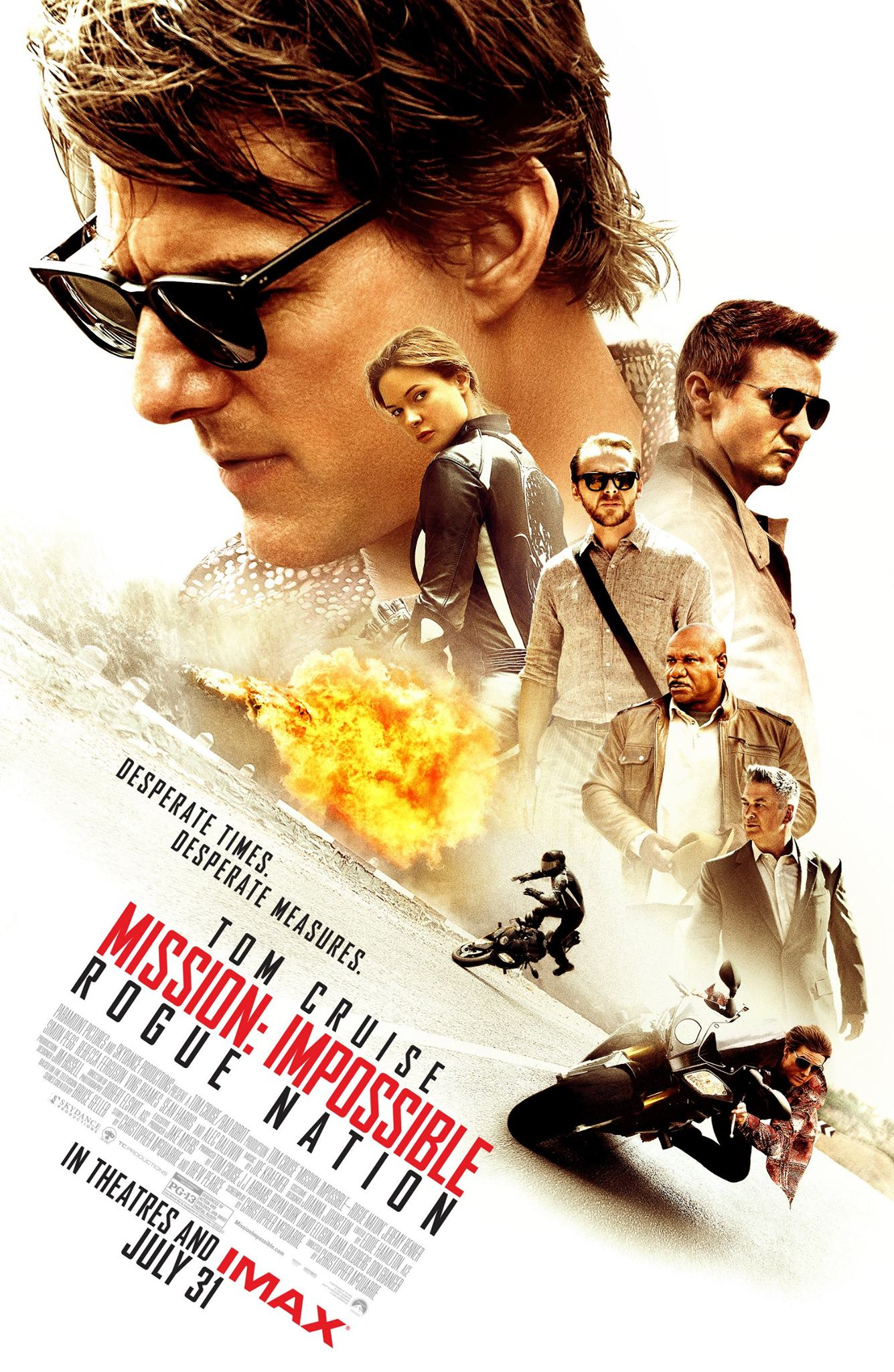 Πόστερ της ταινίας «Επικίνδυνη Aποστολή: Μυστικό Έθνος (2015)»