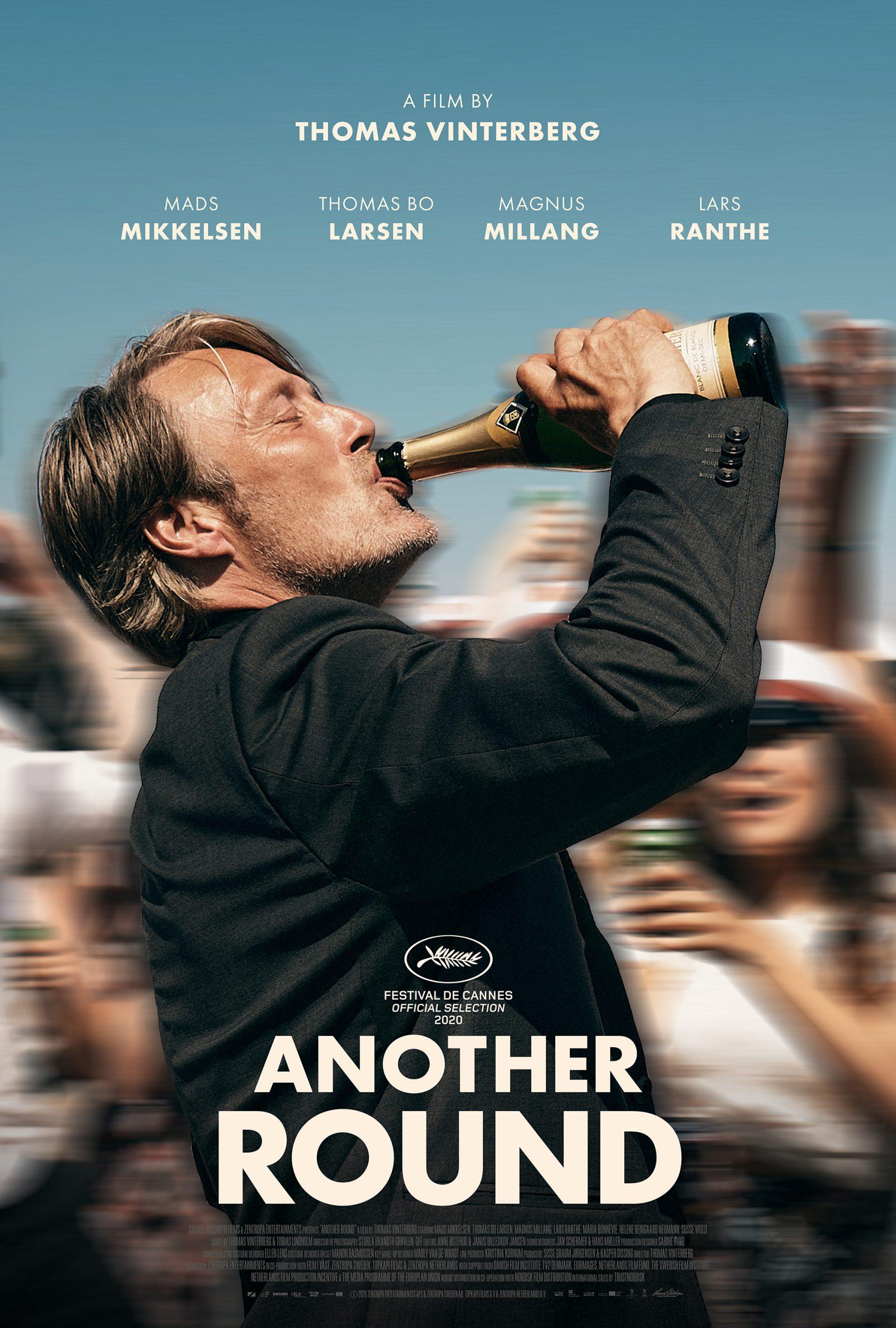 Πόστερ της ταινίας «Άσπρο Πάτο (2020) | Another Round»