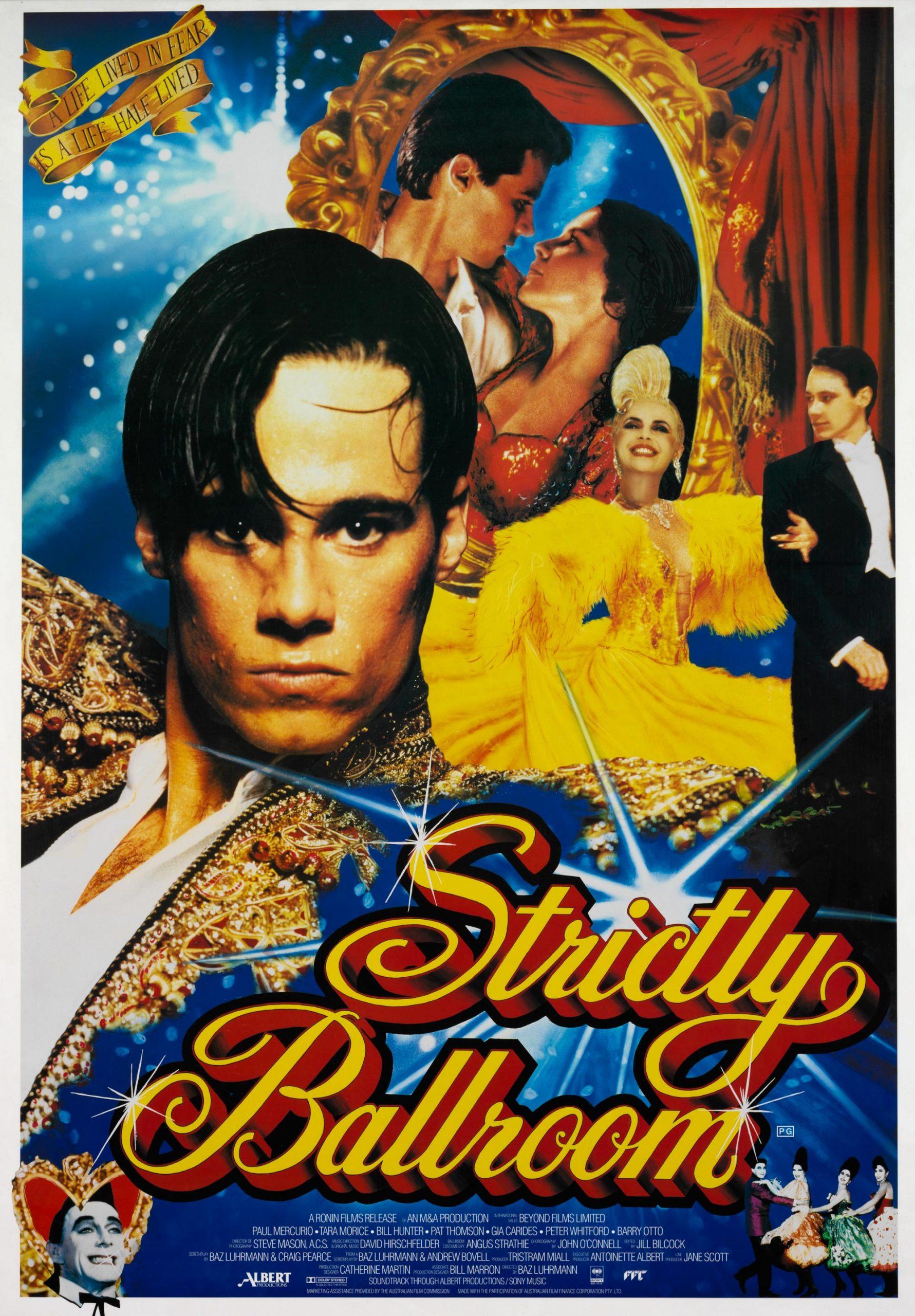 Πόστερ της ταινίας «Τα Βήματα Που Γοητεύουν (1992) | Strictly Ballroom»