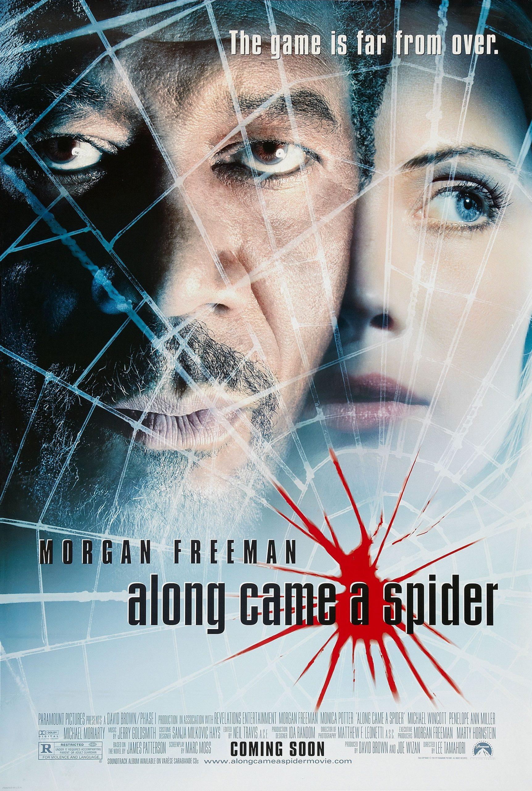 Πόστερ της ταινίας «Η Μέθοδος της Αράχνης (2001)   Along Came a Spider»