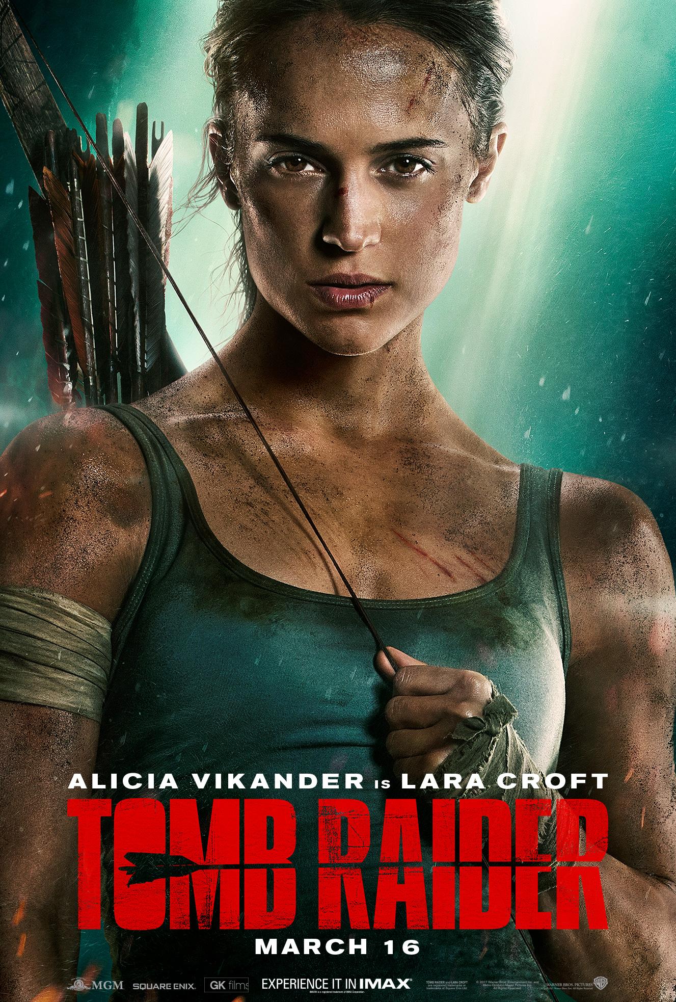 Πόστερ της ταινίας «Tomb Raider (2018)»