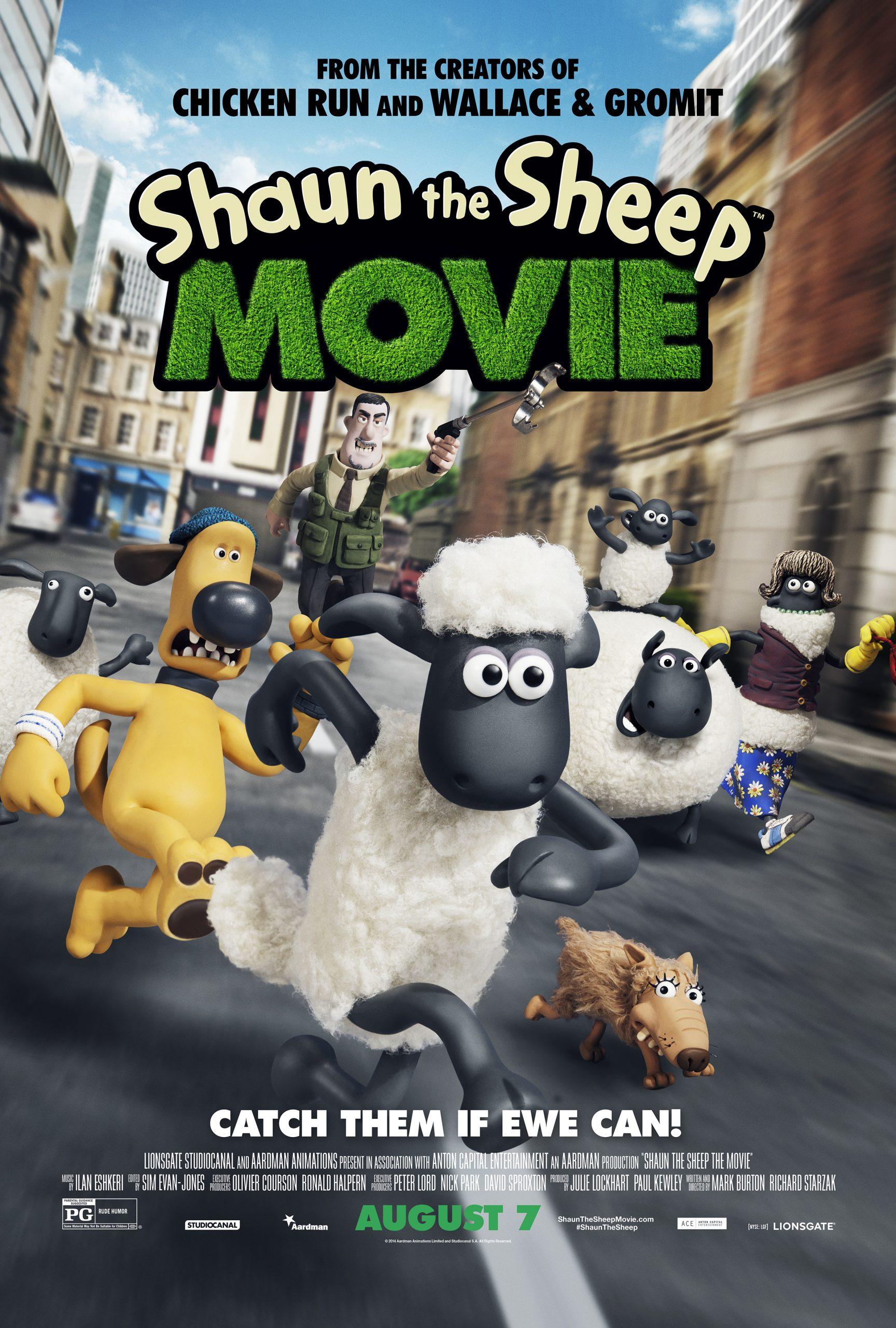 Πόστερ της ταινίας «Σον το Πρόβατο: Η Ταινία (2015)   Shaun the Sheep Movie»