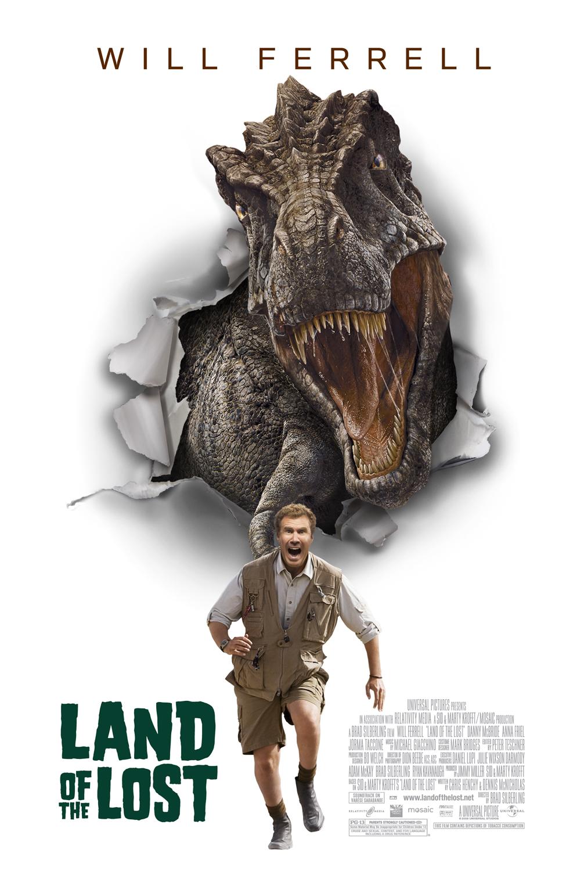 Πόστερ της ταινίας «Η Χαμένη Ήπειρος (2009) | Land of the Lost»