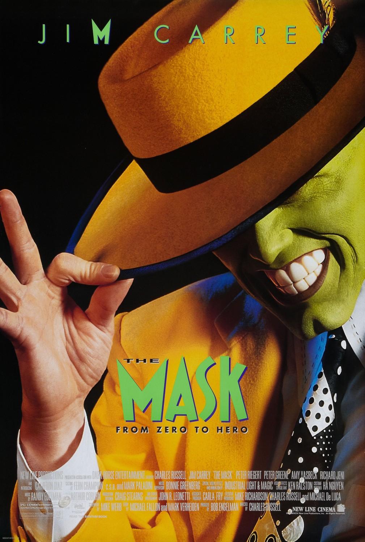 Πόστερ της ταινίας «Η μάσκα (1994) | The Mask»