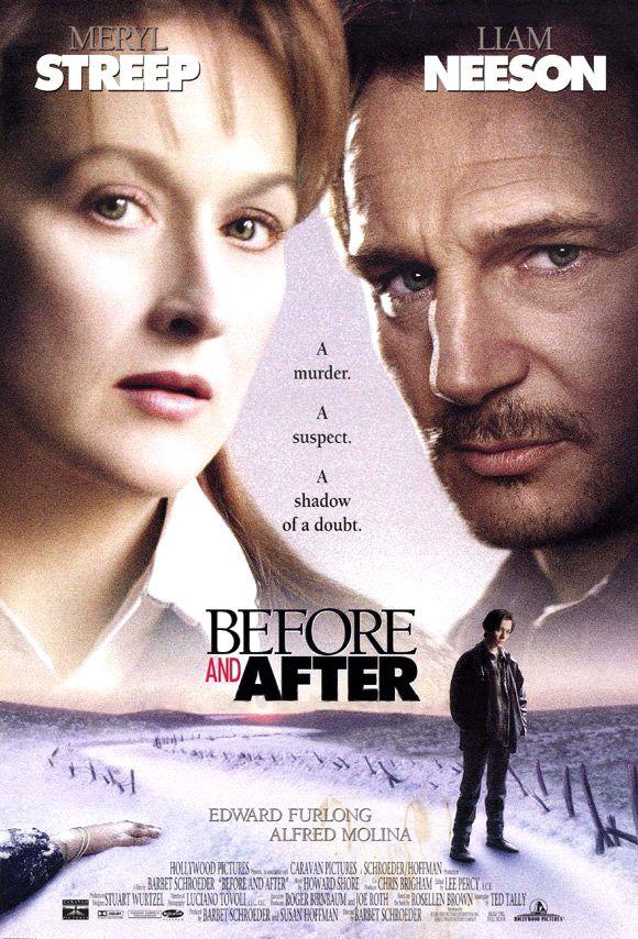 Πόστερ της ταινίας «Πριν και μετά (1996)   Before and After»