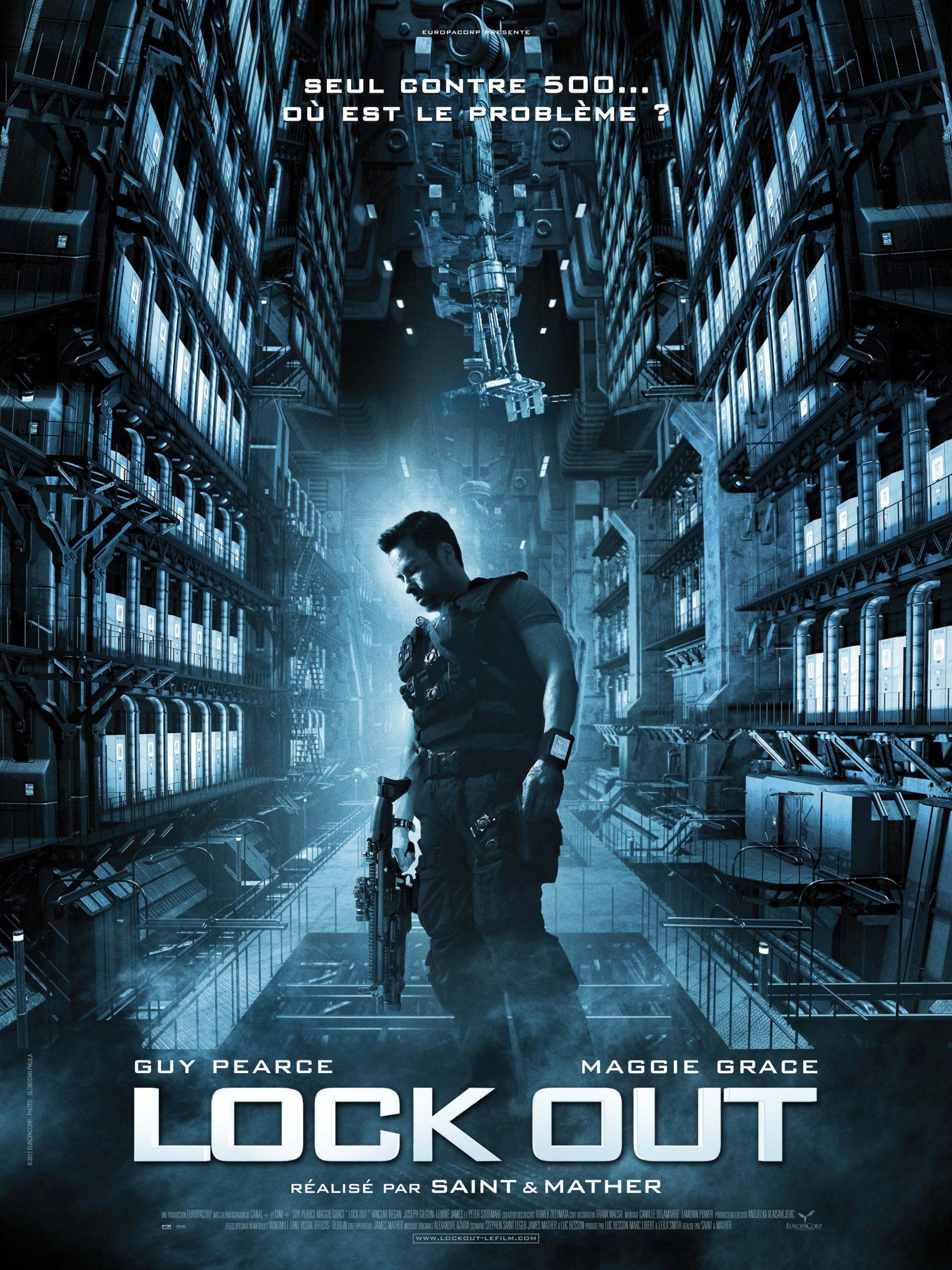 Πόστερ της ταινίας «Lock Out (2012)»