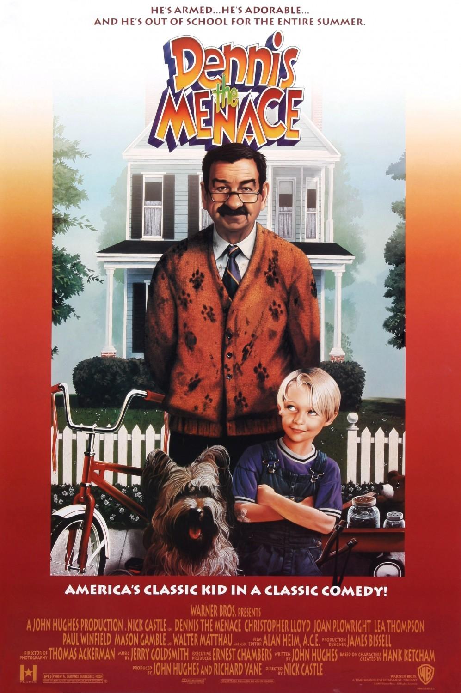 Πόστερ της ταινίας «Ντένις, ο τρομερός (1993)   Dennis the Menace»