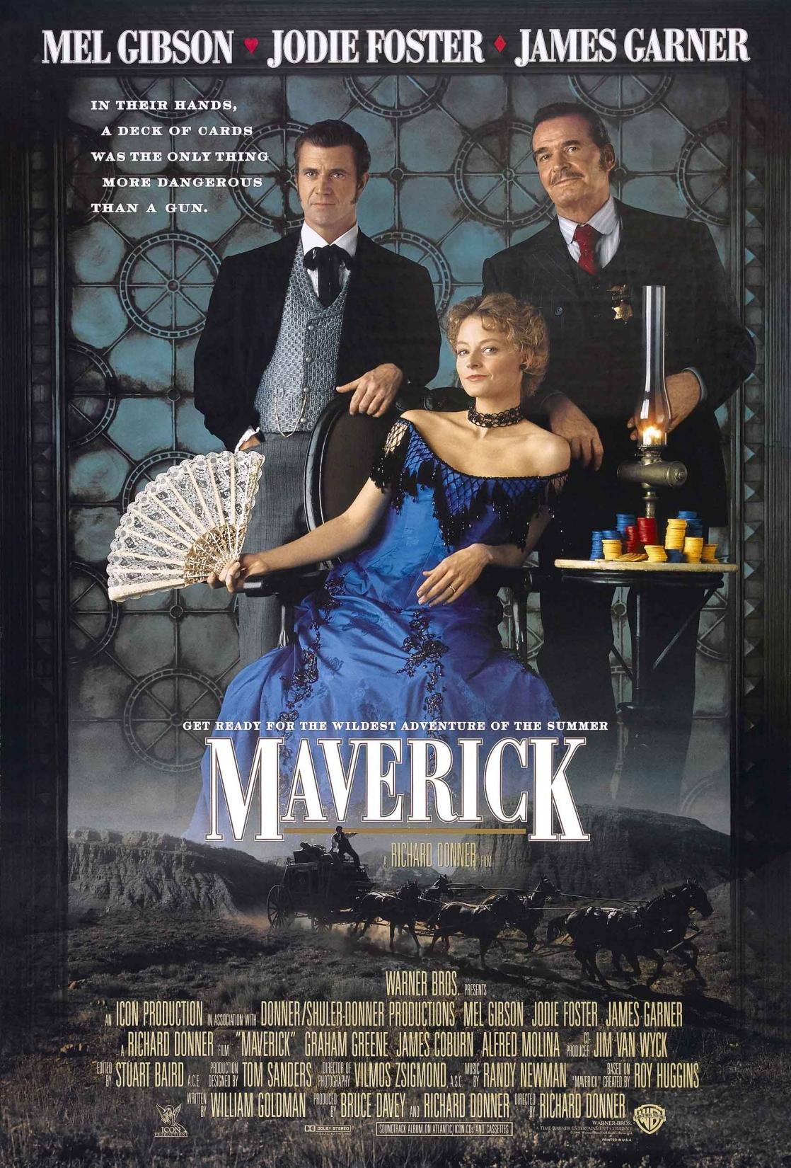 Πόστερ της ταινίας «Maverick (1994)»