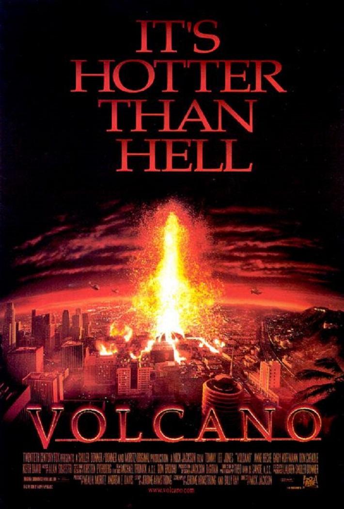 Πόστερ της ταινίας «Ηφαίστειο (1997)   Volcano»