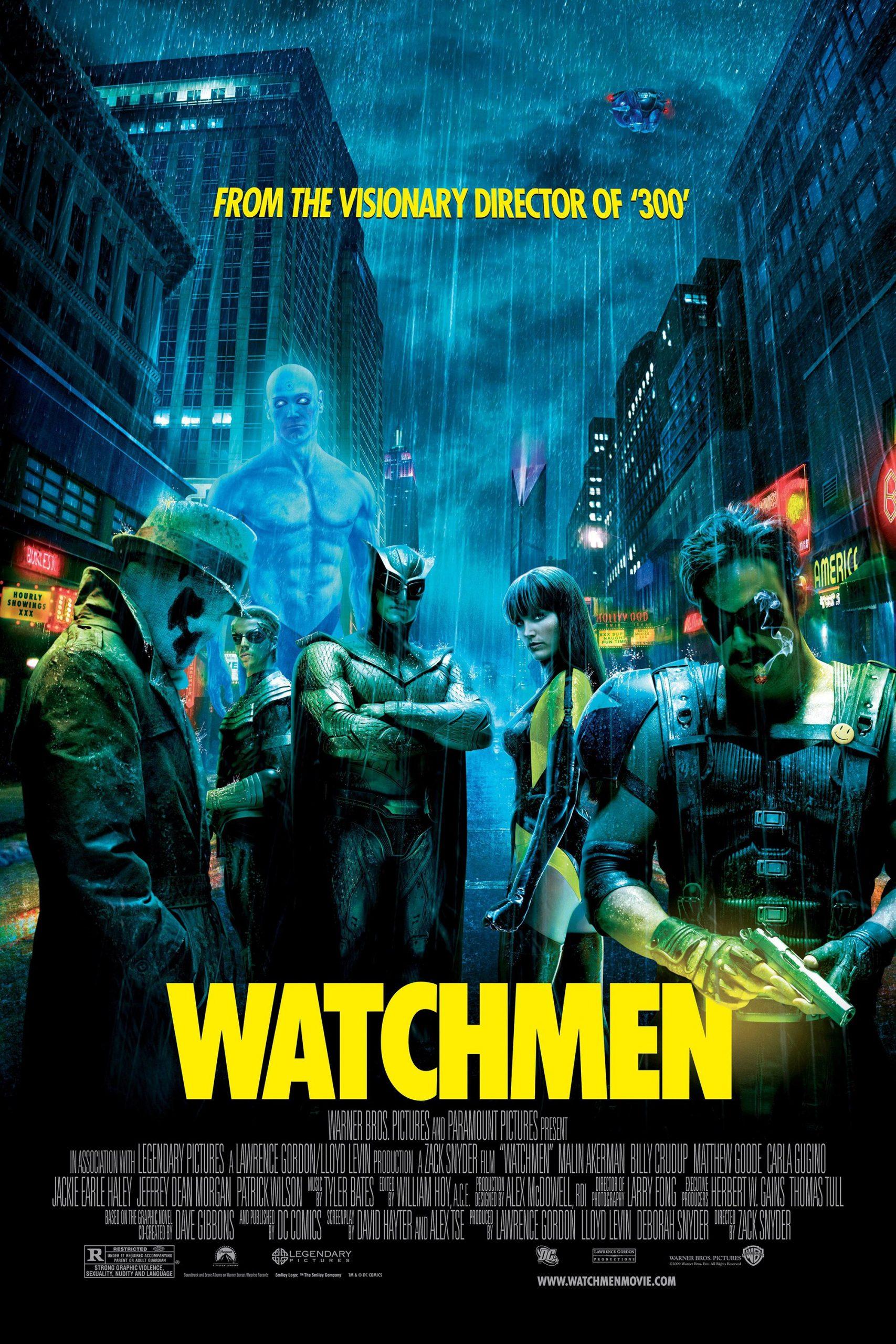 Πόστερ της ταινίας «Watchmen (2009)»