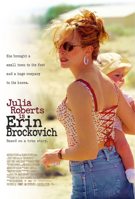 Πόστερ της ταινίας «Έριν Μπρόκοβιτς (2000) | Erin Brockovich»