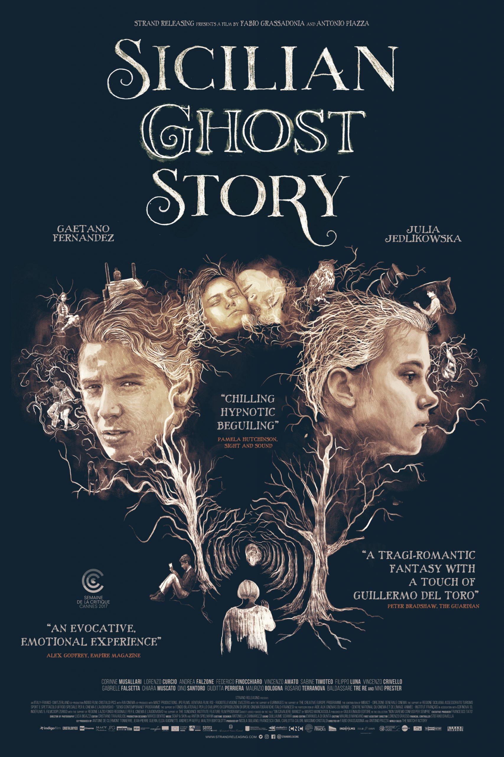 Πόστερ της ταινίας «Τα Μυστήρια της Σικελίας (2017)   Sicilian Ghost Story»