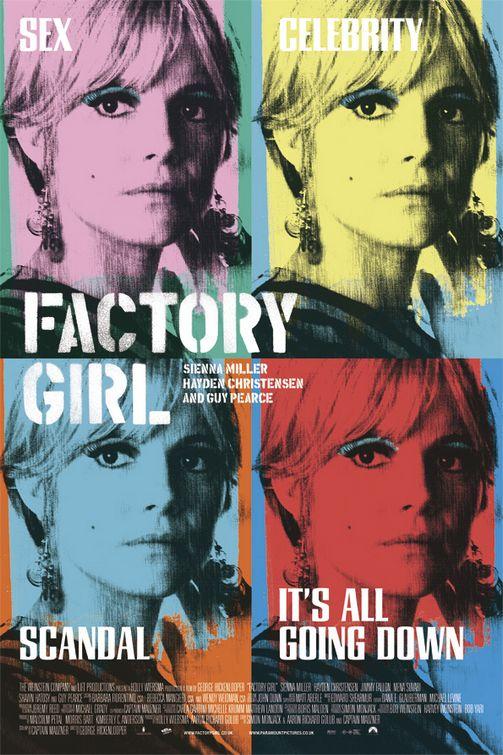 Πόστερ της ταινίας «Γυναίκα Είδωλο (2006)   Factory Girl»