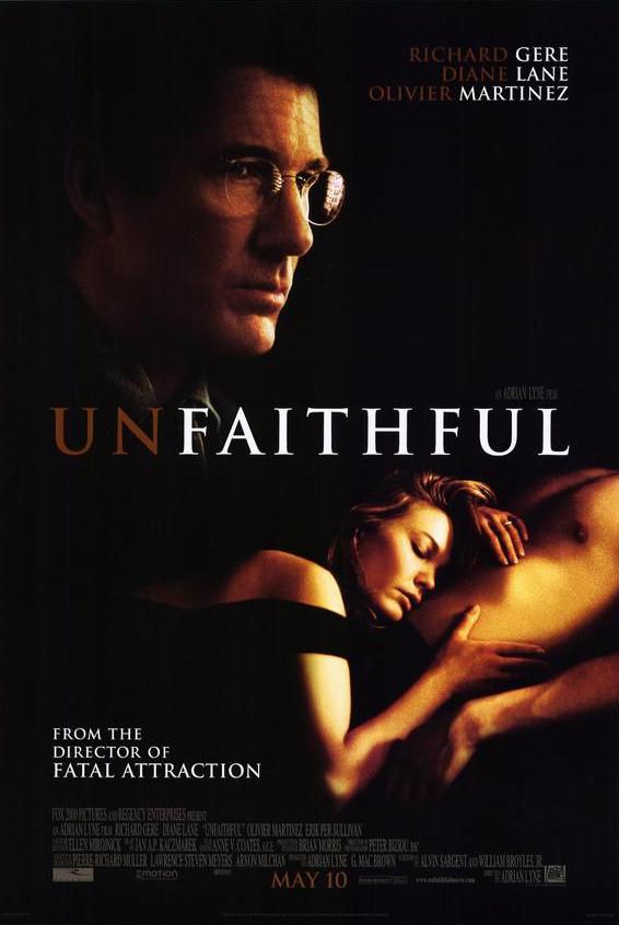 Πόστερ της ταινίας «Άπιστη (2002)   Unfaithful»