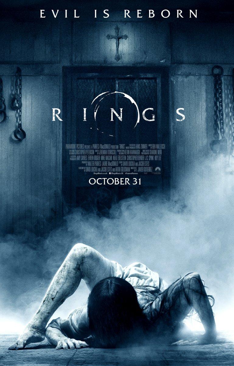 Πόστερ της ταινίας «Rings: Σήμα Κινδύνου 3 (2017) | Rings»