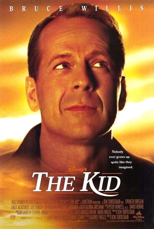 Πόστερ της ταινίας «Για Πάντα Παιδί (2000) | The Kid»