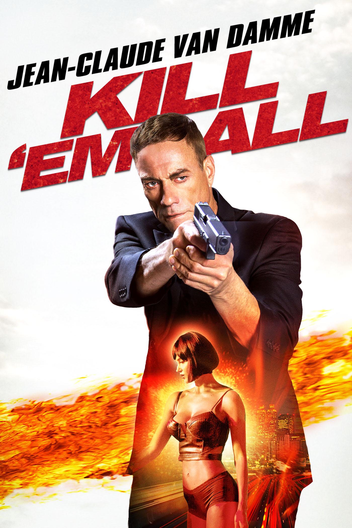Πόστερ της ταινίας «Το Σημάδι της Εκδίκησης (2017) | Kill 'em All»