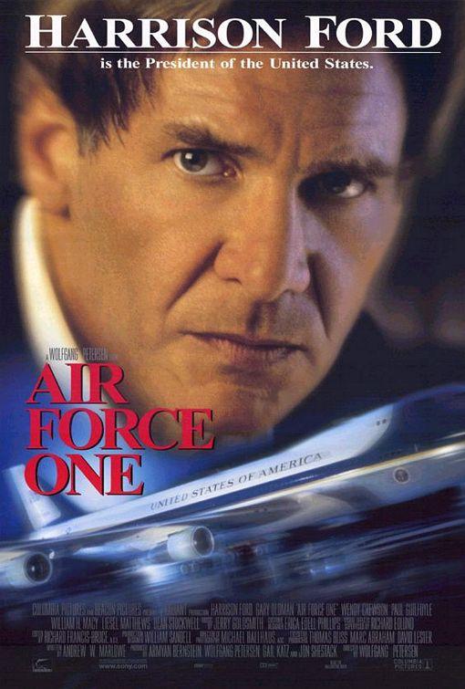 Πόστερ της ταινίας «Air Force One (1997)»