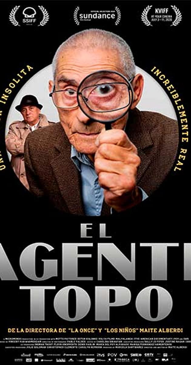 Πόστερ της ταινίας «Μυστικός Πράκτορας (2020) | The Mole Agent»