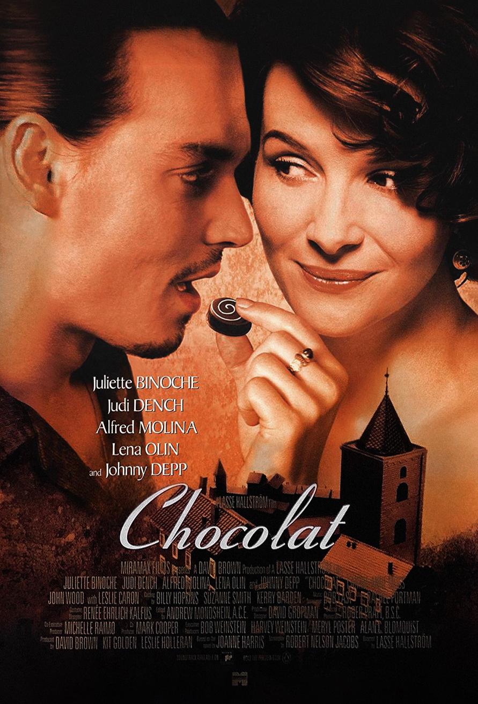 Πόστερ της ταινίας «Chocolat (2000)»