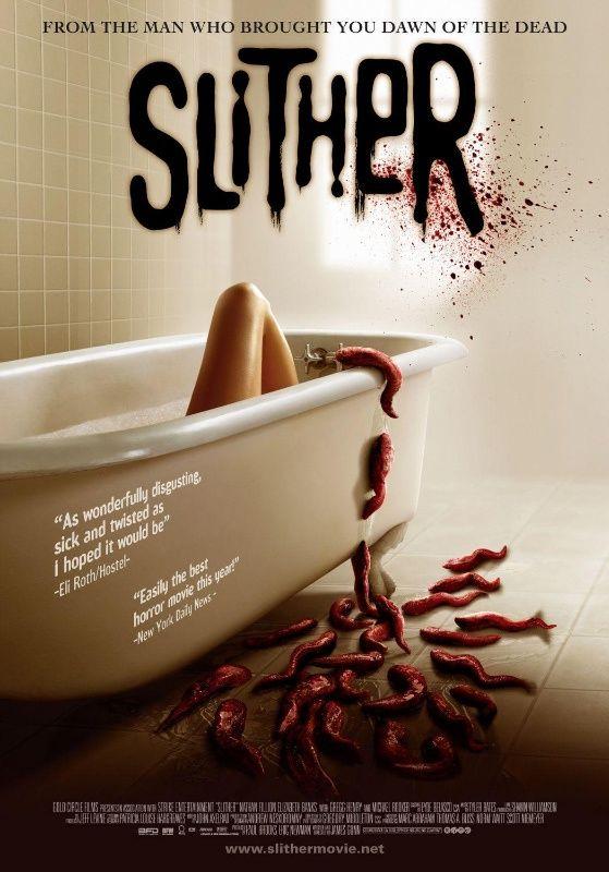 Πόστερ της ταινίας «Παράσιτα (2006)   Slither»