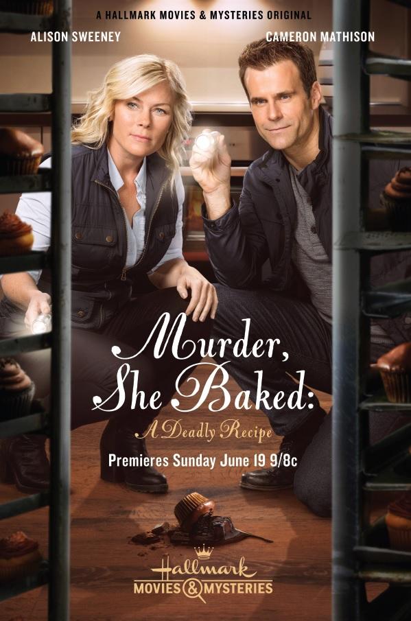 Πόστερ της ταινίας «Murder, She Baked: A Deadly Recipe (2016)»