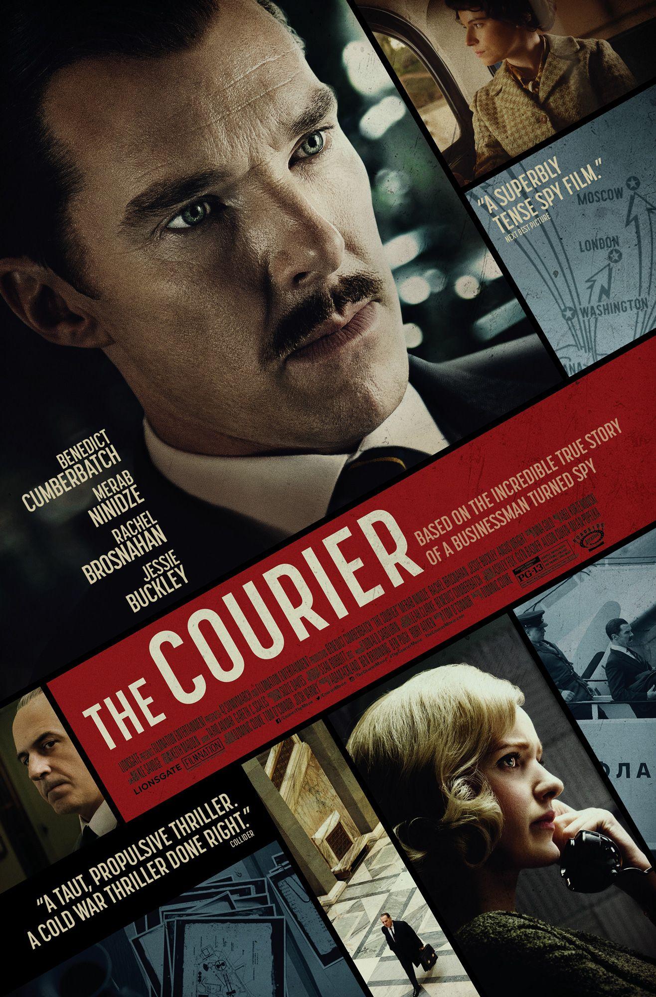 Πόστερ της ταινίας «Ο Κατάσκοπος του Ψυχρού Πολέμου (2020)   The Courier»