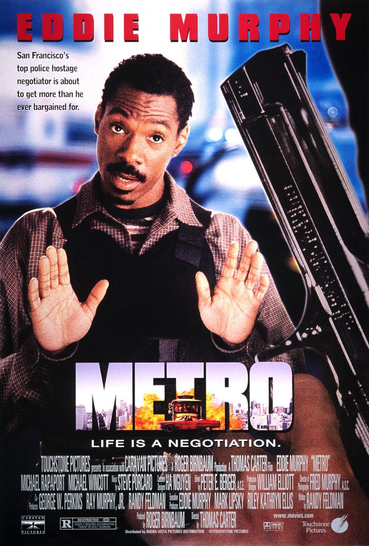 Πόστερ της ταινίας «Καταδίωξη στο Σαν Φρανσίσκο (1997) | Metro»