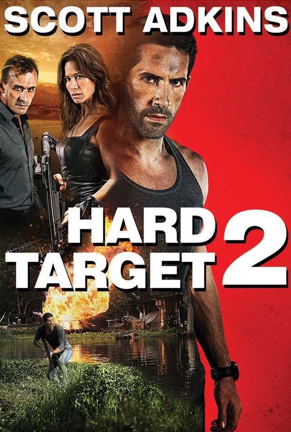 Πόστερ της ταινίας «Δύσκολος Στόχος 2 (2016)   Hard Target 2»