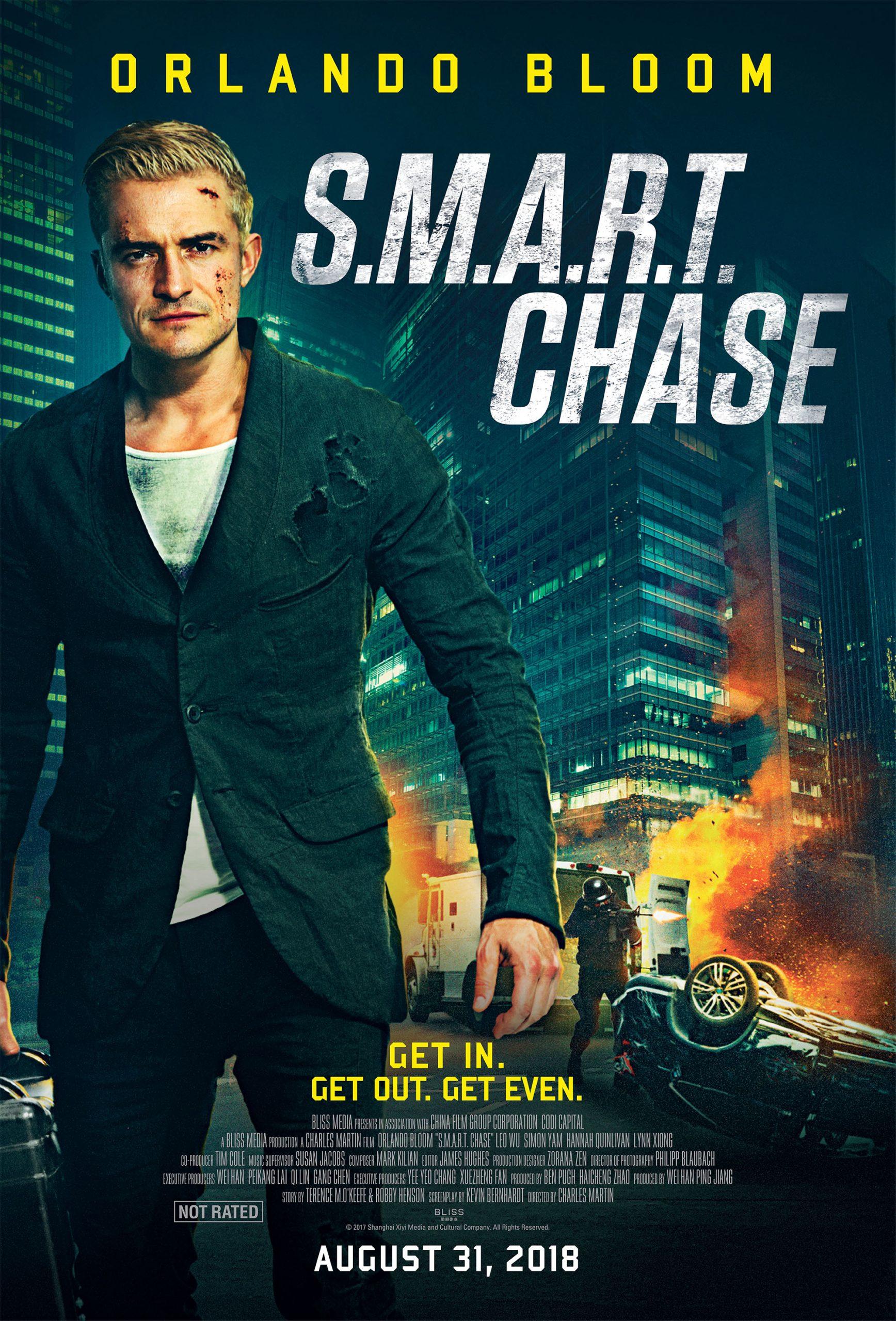 Πόστερ της ταινίας «Το Κόλπο της Σαγκάης (2017)   S.M.A.R.T. Chase»