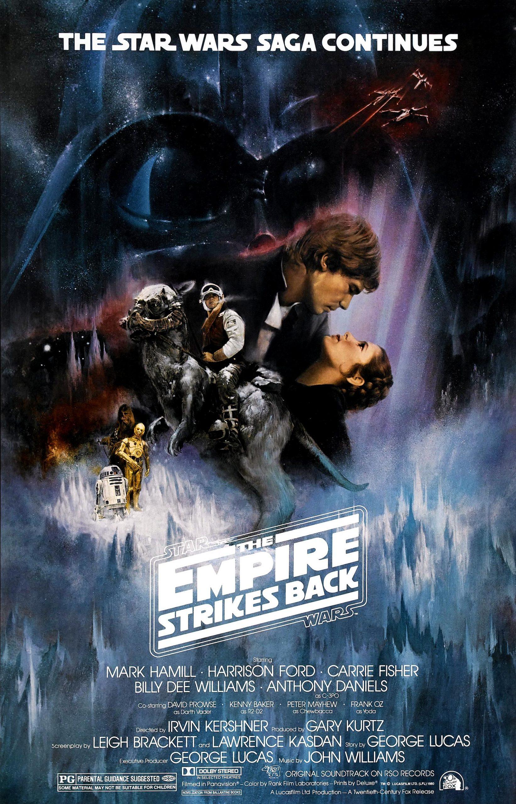 Πόστερ της ταινίας «Ο Πόλεμος των Άστρων: Επεισόδιο 5 – Η Αυτοκρατορία Αντεπιτίθεται (1980)»