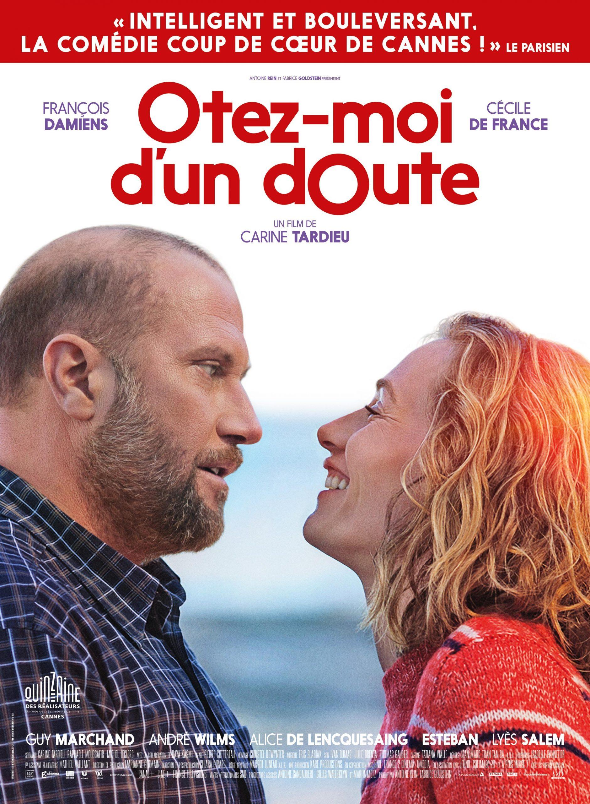 Πόστερ της ταινίας «Για Καλό και Για Κακό (2017)   Ôtez-moi d'un doute»