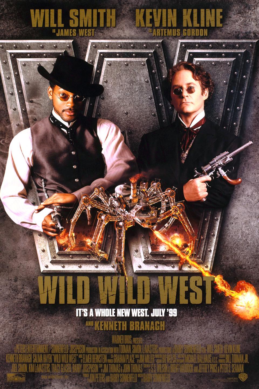 Πόστερ της ταινίας «Wild Wild West (1999)»