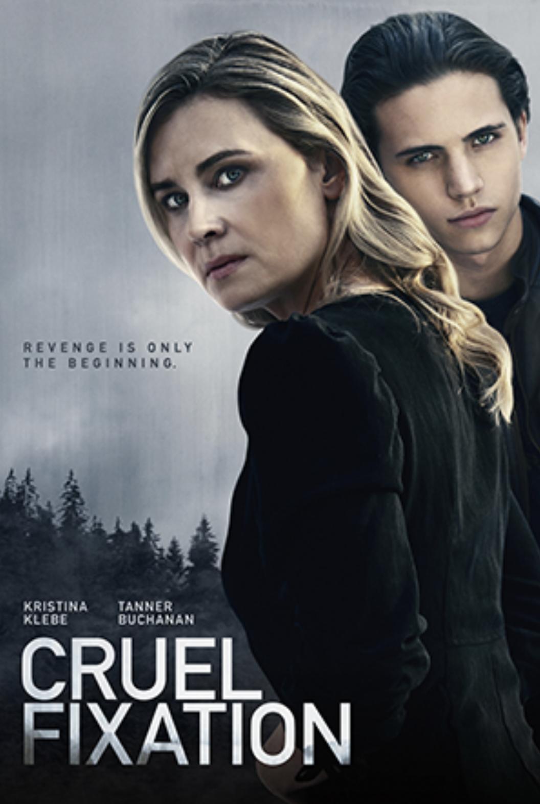 Πόστερ της ταινίας «Cruel Fixation (2019)»