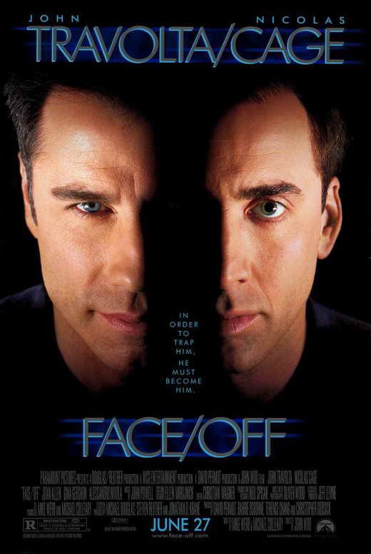 Πόστερ της ταινίας «Αδίστακτα Πρόσωπα (1997) | Face/Off»
