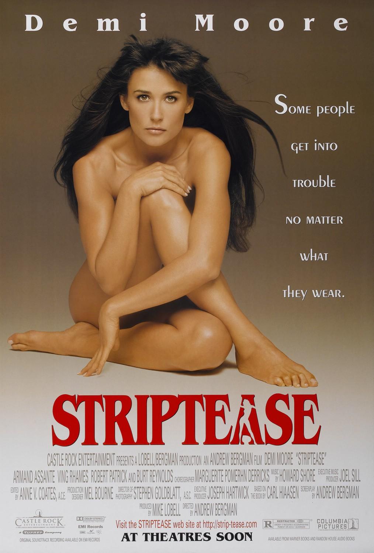 Πόστερ της ταινίας «Στριπτίζ (1996) | Striptease»