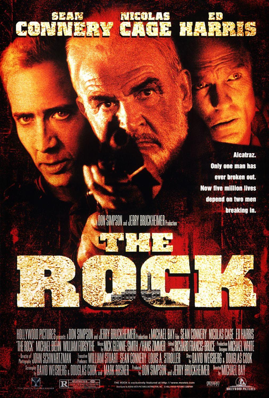 Πόστερ της ταινίας «Ο Βράχος (1996) | The Rock»