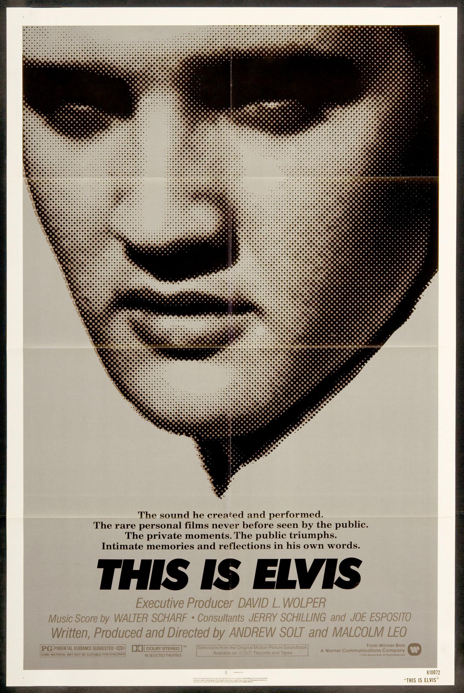 Πόστερ της ταινίας «Το φαινόμενο Elvis (1981) | This Is Elvis»